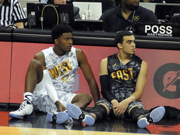 NBA draftees 2015 in Summer League